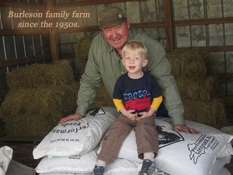Burleson Farms Since the 1950s