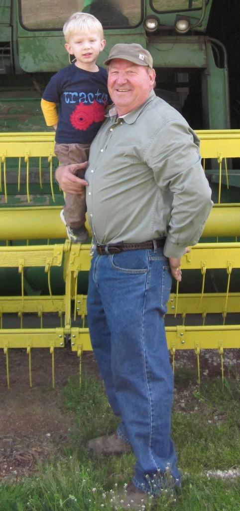 Buy Local   Lanny Burleson   Burleson Farms   Salisbury, NC   Stanly County
